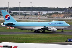 HL7437 (airlines470) Tags: airport air korean msn 747 fra 747400 ln 1323 32808 7474b5f hl7437