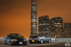 CRX Shoot Hong Kong (OFIMBlog) Tags: park car ferry honda blog daniel crx hong kong wharf ofim karjadi ofimblog