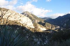 View down Switzer Canyon (raphaelmazor) Tags: angelescrest angelesnationalforest losangelescounty anfo switzercanyon sangabrielmountainsnationalmonument
