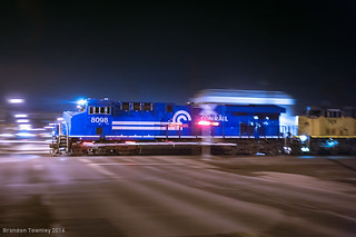 Conrail Heritage in Marion, Ohio