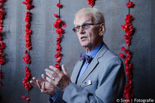 Volunteer @ War Memorial