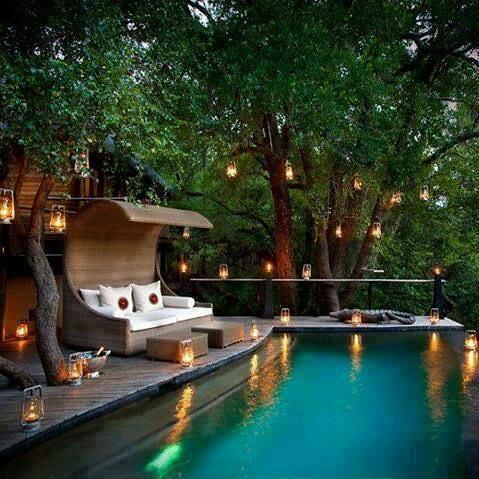 Eco Pool Villa