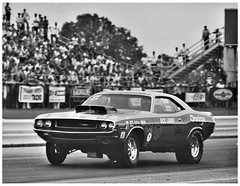 DICK LANDY  DODGE PRO STOCK 70 Challenger (Rickster G) Tags: car ads drag se 1971 flyer muscle dick literature 70s dodge pace 1970 hemi mopar sales 1972 brochure ta 440 1973 rt sixpack challenger landy rallye dealer 340 426 383 landys chally ebody scatpack