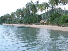 "Notre plage à Rabbit island <a style=""margin-left:10px; font-size:0.8em;"" href=""http://www.flickr.com/photos/83080376@N03/16078161011/"" target=""_blank"">@flickr</a>"