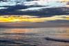 Santa Cruz, CA sunset (dalecruse) Tags: lightroom scphoto santacruz california sunset beach water sky landscape sea shore seaside coast seascape outside outdoor outdoors sun sunlight light flickr