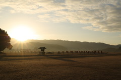 (ikaugust_t93) Tags: morning winter nature japan canon landscape eos  5d nara  morningsun   5dmk3 5dmark3