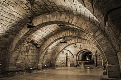 St. Antolín's crypt (3:52 - Spiritual) (ponzoñosa) Tags: catedral altar spiritual crypt santo cripta palencia castillayleón 52weeks mártir antolín visigótico