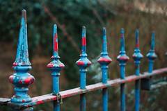 railing (marsupium photography) Tags: scotland edinburgh railing