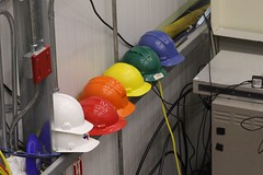 "Hard hat rainbow • <a style=""font-size:0.8em;"" href=""http://www.flickr.com/photos/27717602@N03/16135371221/"" target=""_blank"">View on Flickr</a>"