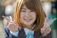 COMIKET 87 (JIMERU) Tags: winter ladies japan tokyo costume big nikon comic december market cosplay chicks odaiba sight 87 d800 comiket jimelski