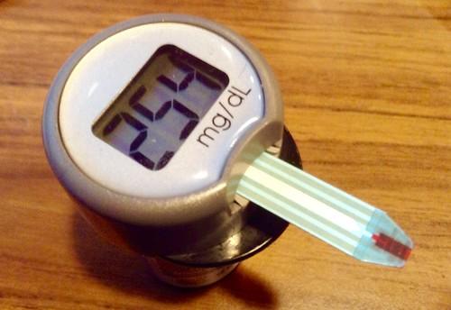 test high blood sugar results