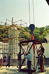 88. Установка памятника Божией Матери Игумении 2004 г