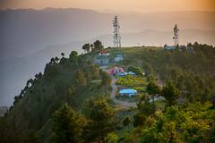 View from Pir Chinasi, Muzaffarabad (Abdul Qadir Memon ( http://abdulqadirmemon.com )) Tags: shrine kashmir sufi abdul ajk pir qadir azad memon chinasi