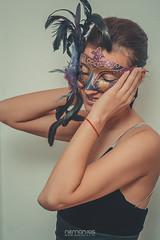 Masked 2011 (nemanjas.rs) Tags: woman girl beauty face eyes dress mask secret cover masked mistery elegance nemanjas
