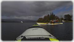 Kayakfishscotland (Nicolas Valentin) Tags: uk sky cloud clouds scotland fishing lomond lochlomond kayakfishing kayakfishinguk