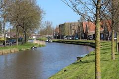 Bolsward, Stadsgracht (Davydutchy) Tags: holland netherlands nederland frise paysbas friesland niederlande bolsward fryslân frisia boalsert