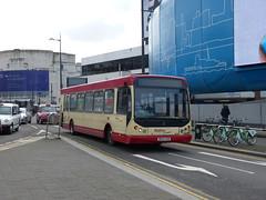 Halton 35 160309 Liverpool (maljoe) Tags: halton haltontransport haltonboroughtransport