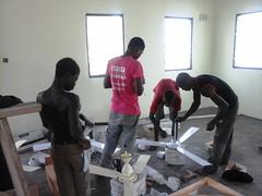 Waqare amal in Tabita in Oda (14) (Ahmadiyya Muslim Youth Ghana) Tags: new amal eastern region mosques youths ahmadi commissioned mka majlis ahmadiyya mkaer khuddamul waqare