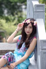 IMG_8294- (monkeyvista) Tags: show girls portrait cute sexy beautiful beauty canon asian photo women asia pretty shoot asians gorgeous models adorable images cutie full frame kawaii oriental sg glamor  6d    gilrs     flh