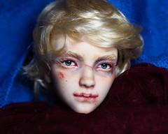 The brawl (marlequeen) Tags: eyes doll dolls homemade bjd youpla marlequeen youpladolls youpladoll