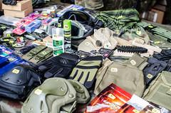 Piknik Militarny w Dabrowie Gorniczej (Dominik Zachariasz) Tags: asg bron piknik militaria ludzie wojsko akcesoria pasja replika zolnierz zolnierze piknikmilitarny klubymilitarne