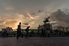 Justo01 low (neritron) Tags: hora dorada sunset puesta de sol sun silouete siluete silueta emociones tristeza alegra guatemala centro america nikon d750 rokinon 24mm f14