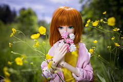 (Jane Kolyadintseva) Tags: abjd bjd doll summer forest nature mystic kids miri