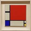 """149 - Kunsthaus Zürich (CH) - Piet MONDRIAN 1872 - 1944 """" Composition rouge, bleu, jaune """" (Lumière-du-matin) Tags: canon kunsthaus peinture zürich mondrian 6d pietmondrian"""