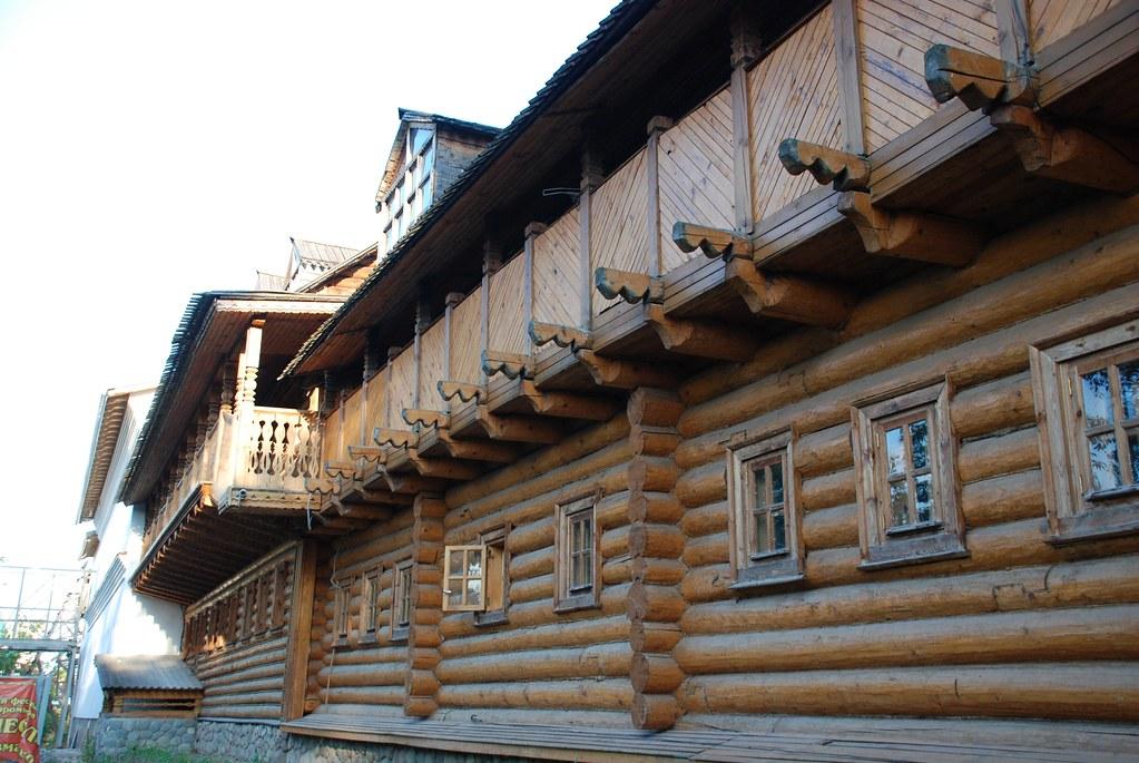 фото: Старорусское, деревянное