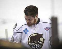 Liam O'Brien - Hershey Bears (hartmantori) Tags: hockey bears den caps hershey ahl defend hersheybears washingtoncapitals hersheybearshockey
