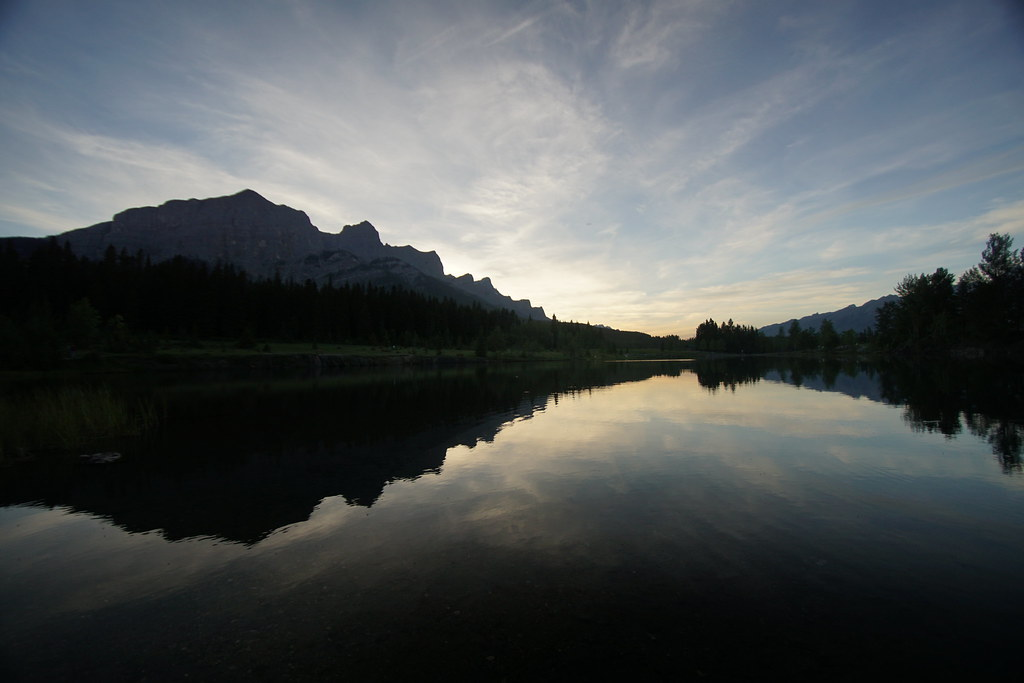 The world 39 s best photos of canmore and quarrylake flickr for Landscape rock quarry alberta