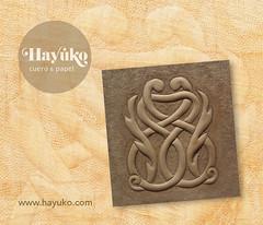 REPUJADO TERMINADO (hayuko.com) Tags: hayuko hayukocom hayukocueroypapel hayukocueropapel artesano artesana craft artesania personalizado handmade crafting cuero cueroypapel papel etsy leather repujado