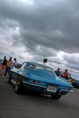 Chevrolet Corvette C2 Stingray (Fido_le_muet) Tags: chevrolet sport de stingray cancer meeting ferrari collection val le 500 corvette c2 et circuit vienne contre paddock 2016 rasso rassemblement vigeant