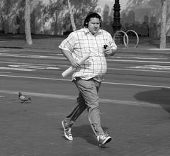 San Francisco, June, 2016 (Michael Dunn~!) Tags: sanfrancisco bw streetphotography marketstreet civiccenter streetfoto photowalking photowalking20160608