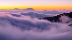 Nantou County - Hehuan Mountain (10) () Tags:  milkyway seaofclouds  hehuanmountain   taichung hehuanshan taiwan