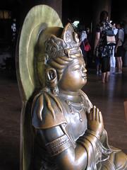Kyoto-16.071 (davidmagier) Tags: japan kyoto religion statues buddhism jap iconography