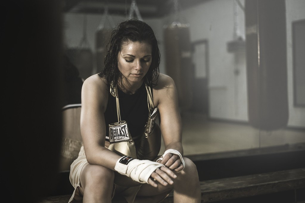 The World's Best Photos of boxing and photoshoot