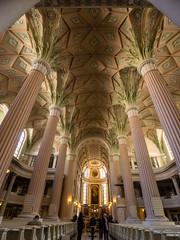 Oasis 3 (flickrolf) Tags: light church pilar deutschland leipzig altar palmtree sachsen nicolai nikolai pilars leipzigsachsendeutschlandde