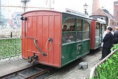 IMG_4624 (RichardAsh1981) Tags: liverpool festivals steam coaches albertdock narrowgauge steamonthedock2016