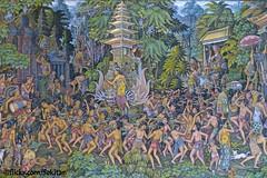I Ketut Sepi, Balinese Cremation 1994, ARMA  Ubud. Bali (Sekitar) Tags: bali art museum indonesia island asia 1994 rai pulau ubud cremation arma agung sepi ketut i