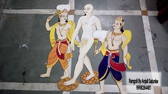 by anjali sulunke 9998284481 (jinu.savani) Tags: byanjalisulunke9998284481 rangoli by anjali sulunke 9998284481 unique art surat