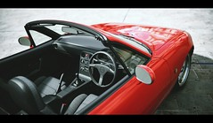 MX5 (Thomas_982) Tags: gt5 gt6 cars mazda mx5 miata red italy japan interior ps3 gran turismo syracuse sicily