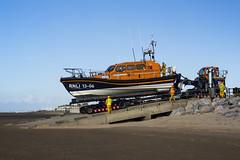 Hoylake Lifeboat (David Chennell - DavidC.Photography) Tags: boat lifeboat lauch slipway wirral merseyside hoylake hoylakelifeboat rnli