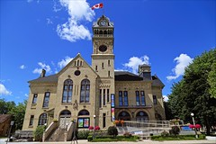 Victoria Hall Petrolia (Sue90ca Tornados Hit Just South Of Here) Tags: canon 6d victoriahall petrolia