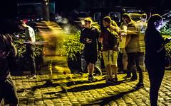Lillo - Pokmon Go (mauriceweststrate) Tags: belgi lillo pokmon pokmongo evening fortlillo game gaming mauriceweststrate playing playingpokemon pokemon pokemongo rx100 antwerpen antwerp belgium