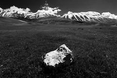 Silent forces (Robyn Hooz) Tags: terremoto earthquake monti sibillini stone pietra mountains norcia italia sad