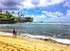 Again, Black Point! (jcc55883) Tags: blackpoint kaalawaibeach ocean pacificocean sky clouds oahu diamondheadroad kahala kahalaavenue goldcoast hawaii kulamanuplace papucircle ipad ipadair