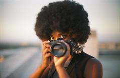 (Fabio Sabatini) Tags: imani sunset goldenhour film kodak ektar100 cameraporn