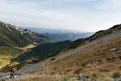 W dole Dolina Kondratowa, po prawej ramię Łopaty, z którego zjeżdżaliśmy na skiturach :) (czargor) Tags: tatry nature mountians mountainside tatra mountains czerwone wierchy