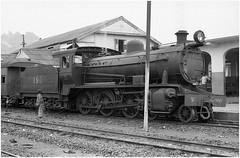 V700_3_698 (Bingley Hall) Tags: transport train transportation rail railway railroad trainspotting locomotive engine africa ghana 460 northbritish dunkwa steam goldcoastrailway